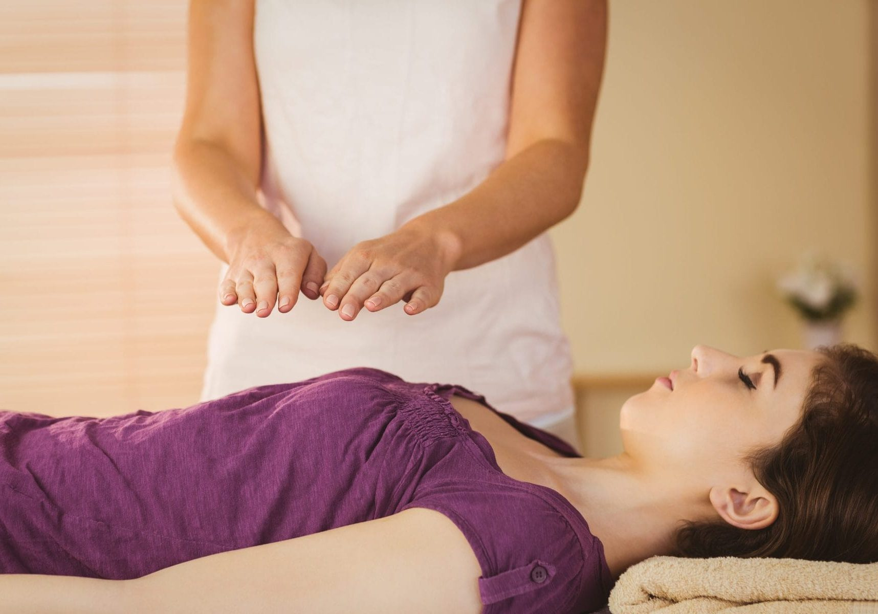Reiki Therapy Exeter, great for anxiety